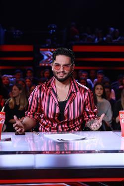 X Factor live 6