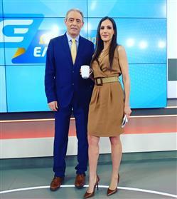 Ανθή Βούλγαρη - Ιορδάνης Χασαπόπουλος